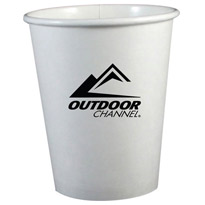 10 oz. Eco-Friendly Disposable Paper Cup