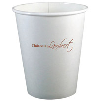 12 oz. Eco-Friendly Disposable Paper Cup