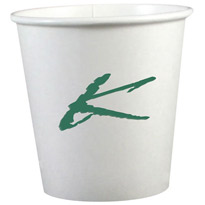 4 oz. Compostable Hot Cup