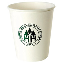 Imprinted 8 oz. Paper Cup