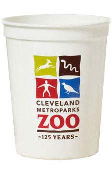 Full-Color Stadium Cups