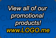 View all of our promotional products. www.logo.me
